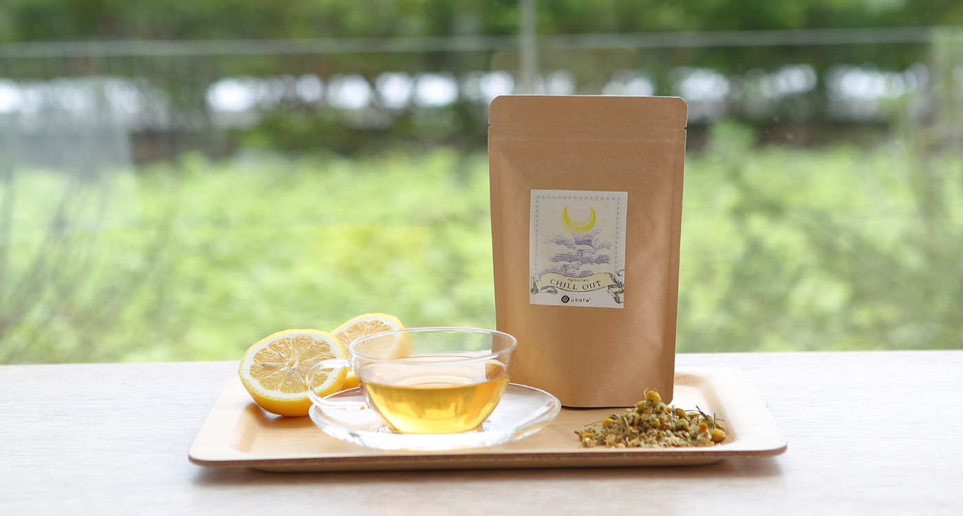 ukafe Herbal Tea CHILL OUT
