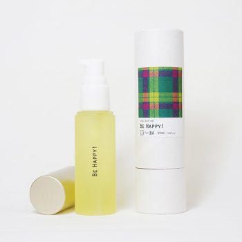 uka hair oil BE HAPPY!
