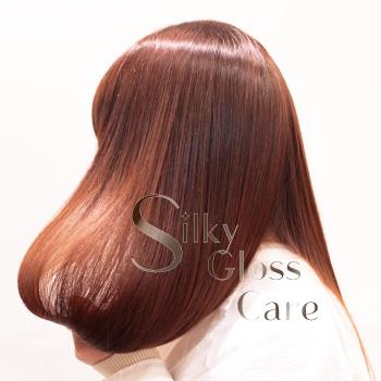 <small>〈Hair〉</small>シルキーグロスケア