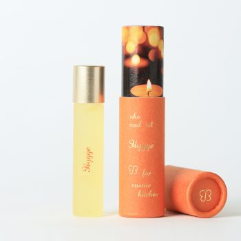 uka nail oil HYGGE for Cosme Kitchen