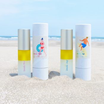 uka hair oil mist On the Beach Girl/Boy 限定発売