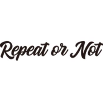 2020年spring&summerコレクションのタイトルは「REPEAT OR NOT」。